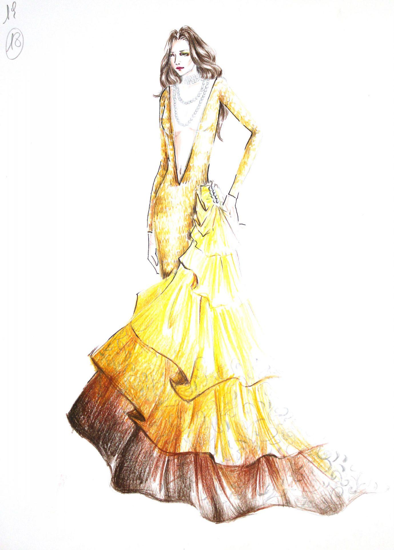 Moda 7 accademia di belle arti di cuneo for Accademia belle arti moda