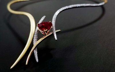 Afrodite e Kairos – design di gioiello dagli studenti dell'Accademia di Belle Arti di Cuneo